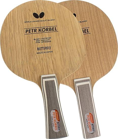 Butterfly Petr Korbel Table Tennis Blade - Best Wooden Table Tennis Blade