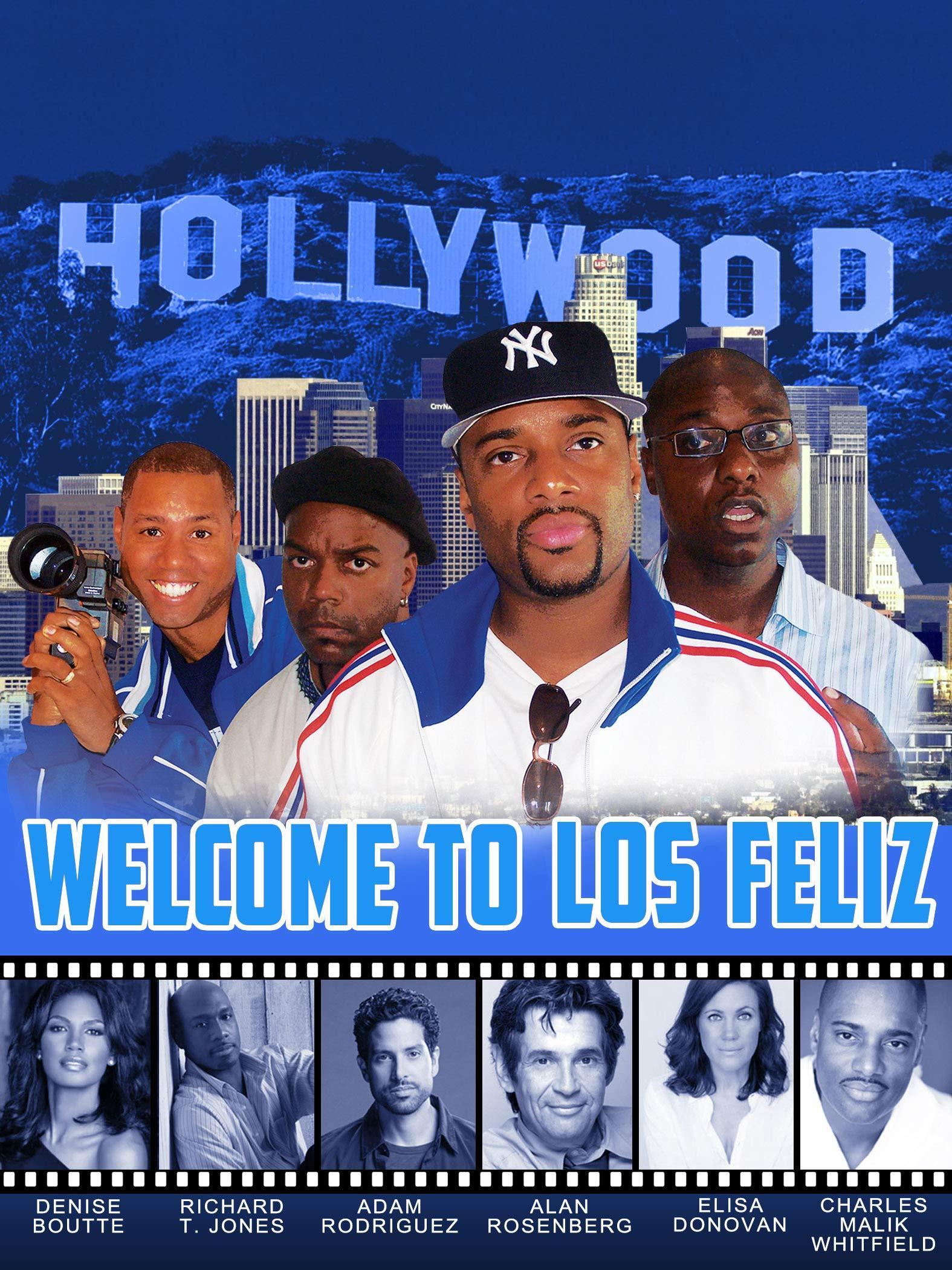 Welcome to Los Feliz on Amazon Prime Video UK