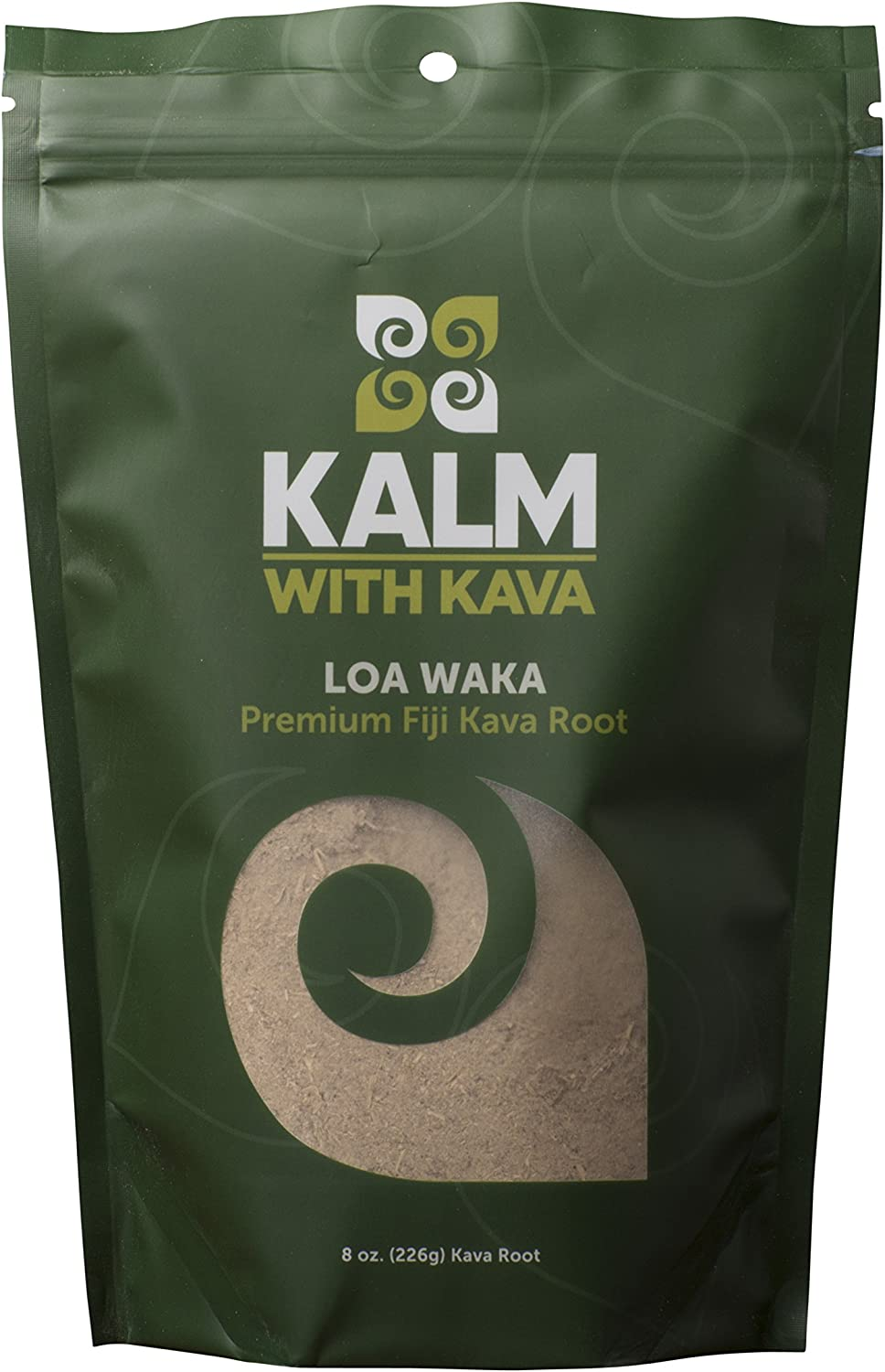 Fiji Kava Root – Loa Waka 100 Noble Kava 1 2 LB Farm Fresh