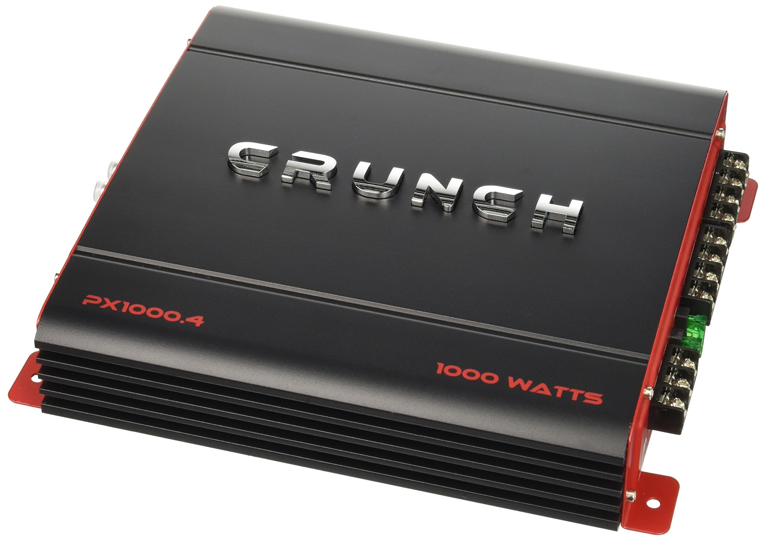crunch PX1000.4 Power Amplifier (Class Ab, 4 Channels, 1,000 Watts)