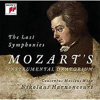 W.A. Mozart - Symphonies No.39 & 40