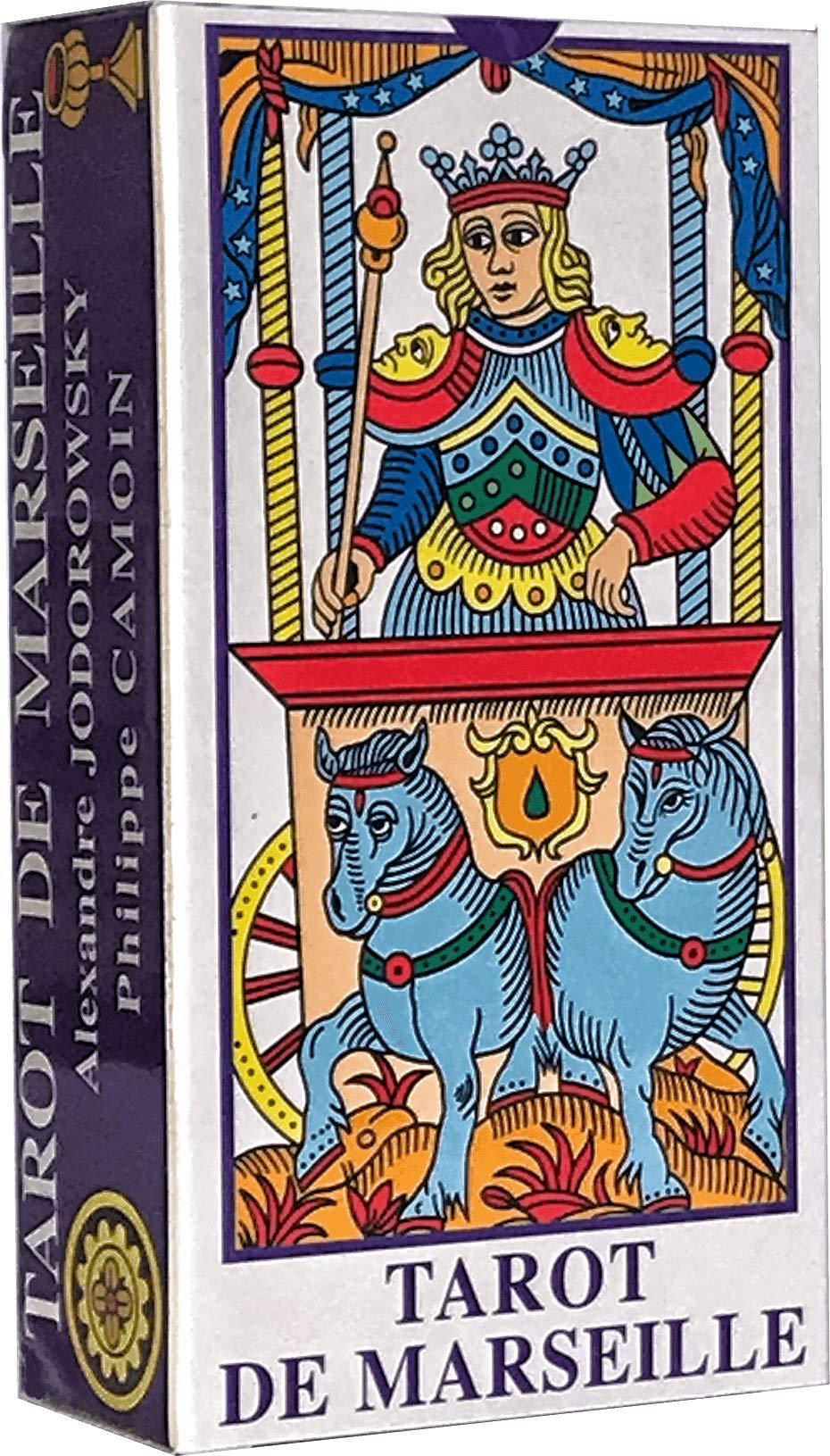 CAMOIN - Tarot de Marseille Camoin-Jodorowsky