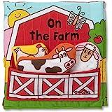 Melissa and Doug MD30269 K's Kids On the Farm Cloth Activity Book