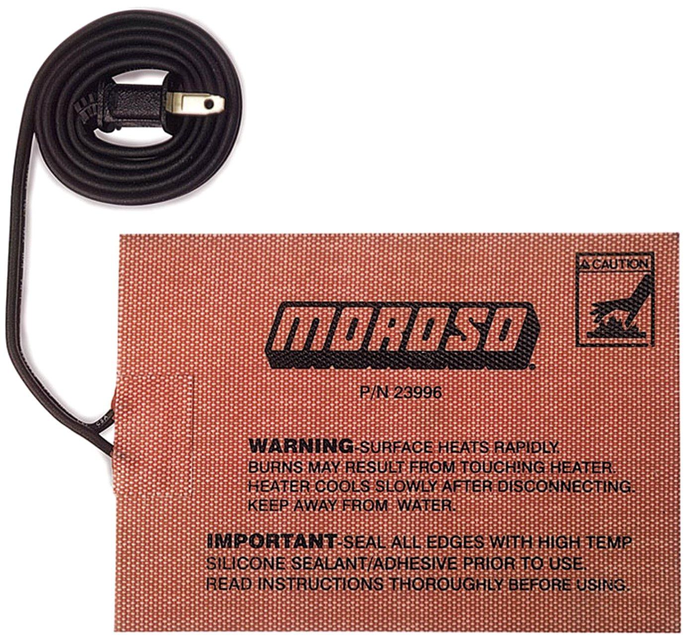 Moroso 23996 5' x 7' Self Adhesive External Heating Pad