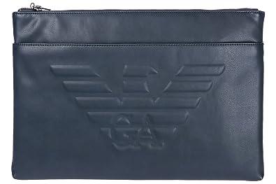 5dca5055e08b Emporio Armani porte-documents homme laptop pc portable neufblu ...