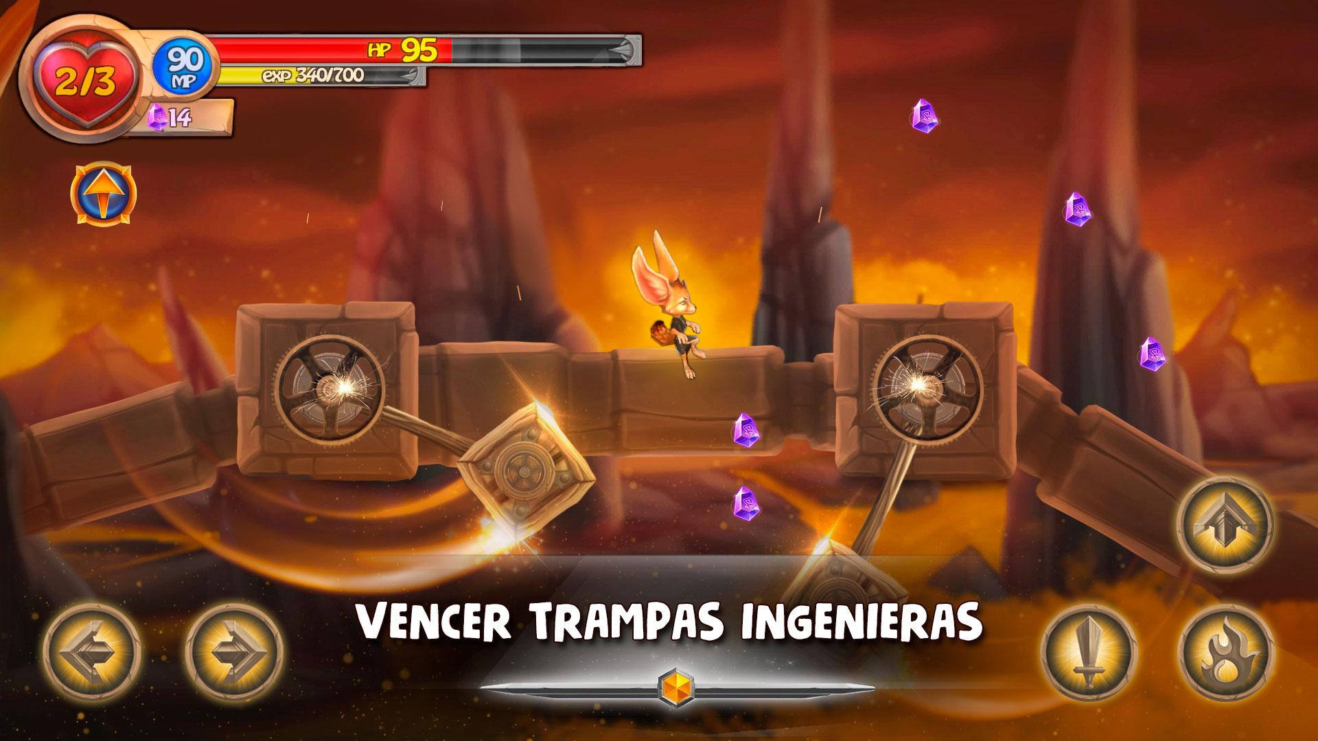 Fin & Ancient Mystery: platformer-metroidvania: Amazon.es