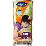 Drypers Drypantz Diapers, XXL, 28 Count, (4 packs)