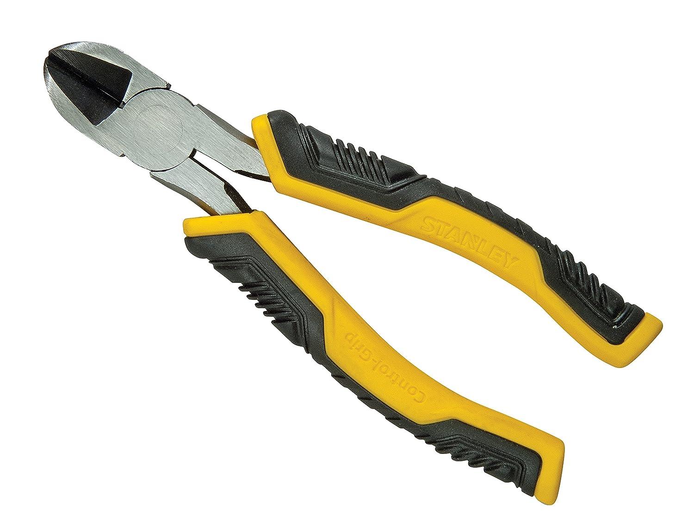 STANLEY STHT0-74362 - Alicate Control Grip corte diagonal 150mm: Amazon.es: Bricolaje y herramientas
