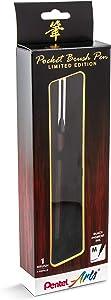 Pentel Pocket Brush Pen Ltd Ed Mahogany