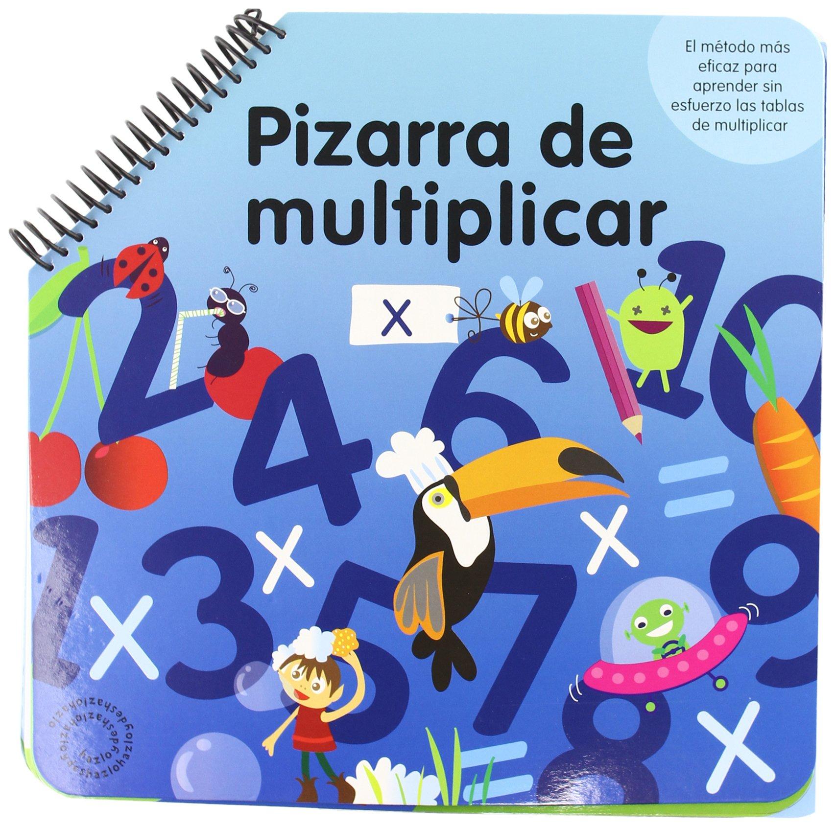 Pizarra de multiplicar: Amazon.es: Varios autores, Marta ...