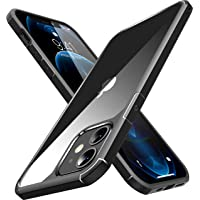 CASEKOO Defender Designed for iPhone 12 Case, Designed for iPhone 12 Pro Case [Military Grade Drop Protection], Clear…