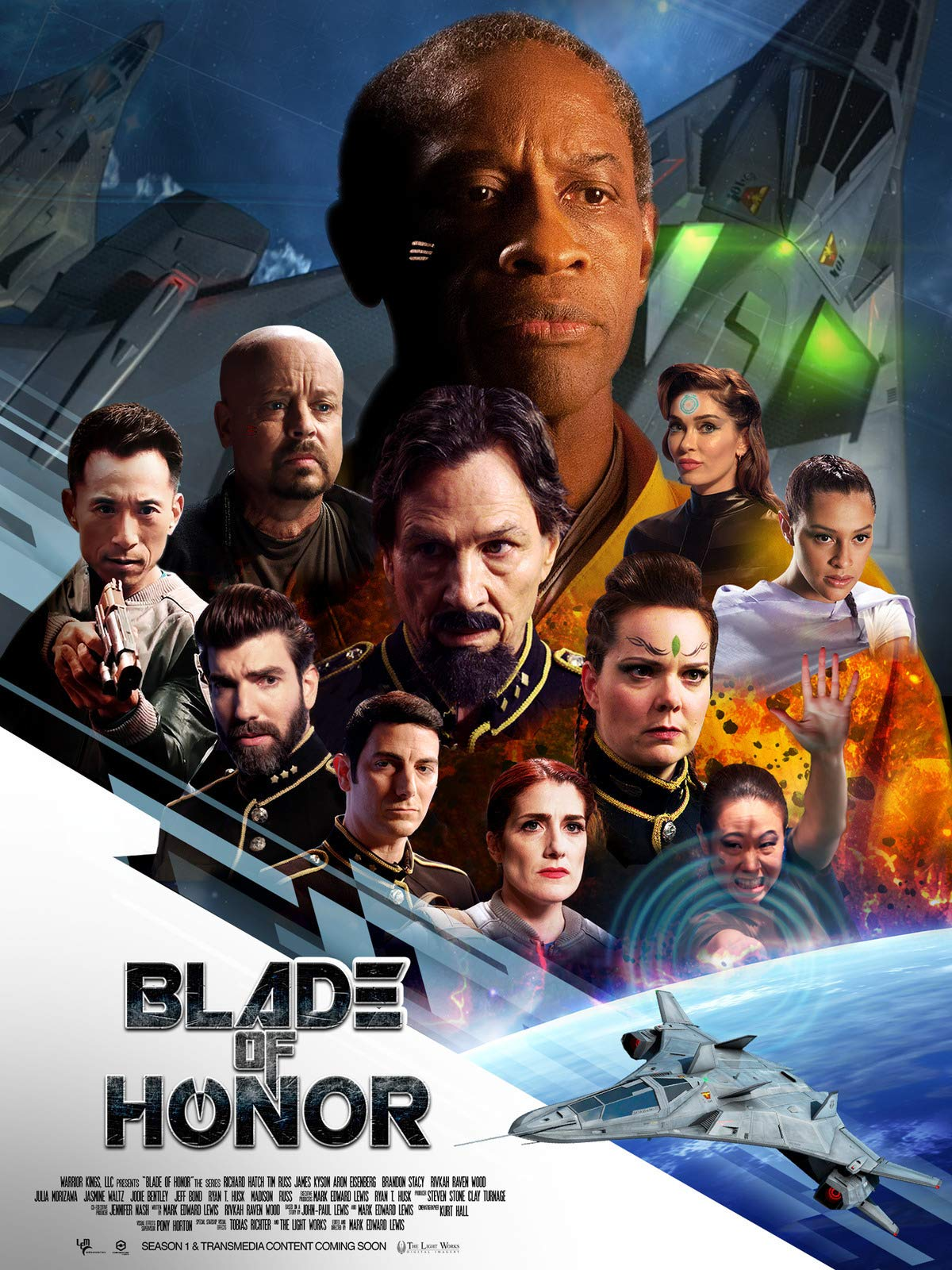 Blade Of Honor on Amazon Prime Video UK