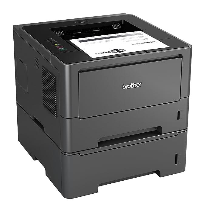 Brother HL-5450DNT - Impresora láser (2400 x 600 dpi, Laser, 500 ...