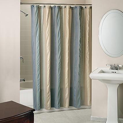 Saturday Knight Seersucker Stripe Shower Curtain