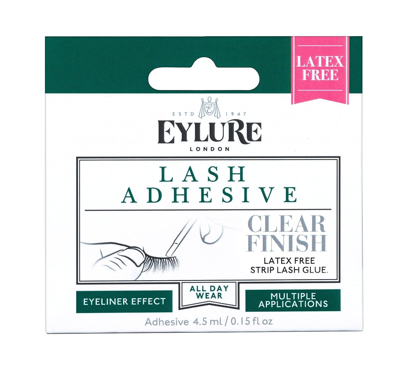 Eylure Lashfix Colle pour Faux Cils sans Latex avec Applicateur Claire 4.5 ml 6003008