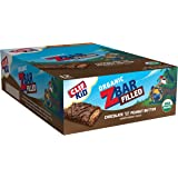 Clif Kid ZBAR Filled - Organic Energy Bar - Chocolate Peanut Butter - (1.06 Ounce Snack Bar, 12 Count)