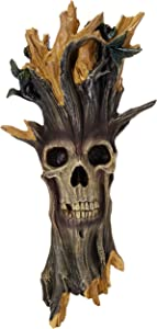Design Toscano CL7134 Evil Tree of Knowledge Wall Sculpture, full color