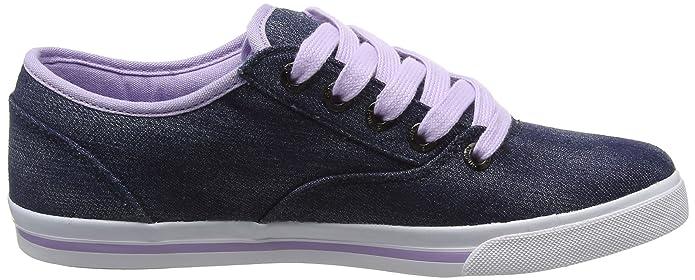 Marcy, Zapatillas para Mujer, Azul (Navy Blue), 38 EU Animal