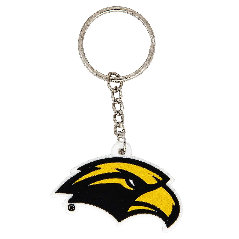 PVC Desert Cactus University of Southern Mississippi USM Golden Eagles NCAA Keychain Car Keys Holder