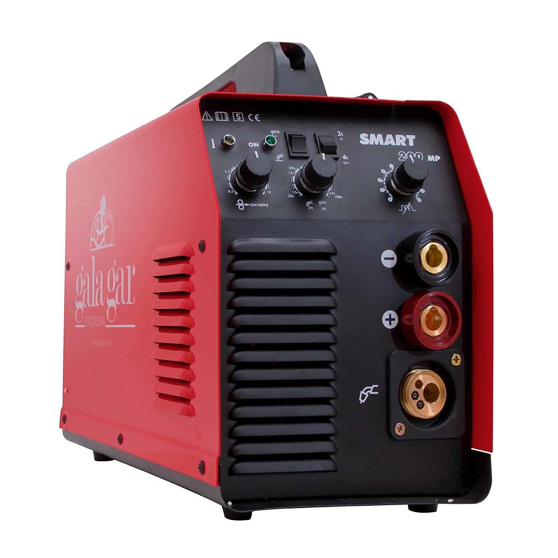 Galagar 22300200MP - Estación Smart 200 MP para múltiples procesos MIG-MAG/TIG/MMA.: Amazon.es: Bricolaje y herramientas