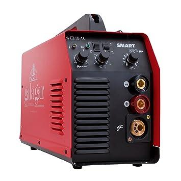 Gala Gar 22300200MP Smart 200 MP Poste multiprocédé Mig-Mag TIG MMA ... 874c1a66921d