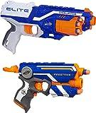Nerf N Strike Elite - The Best Blaster combo - Disruptor & Firestrike