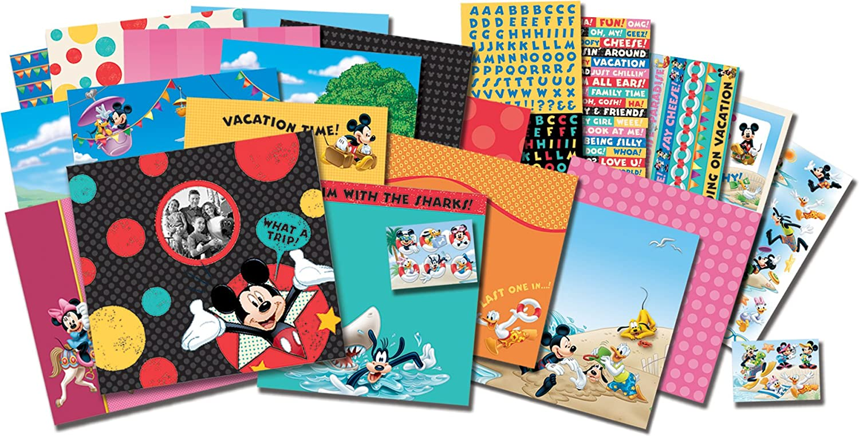 How to scrapbook disney - How To Scrapbook Disney 2