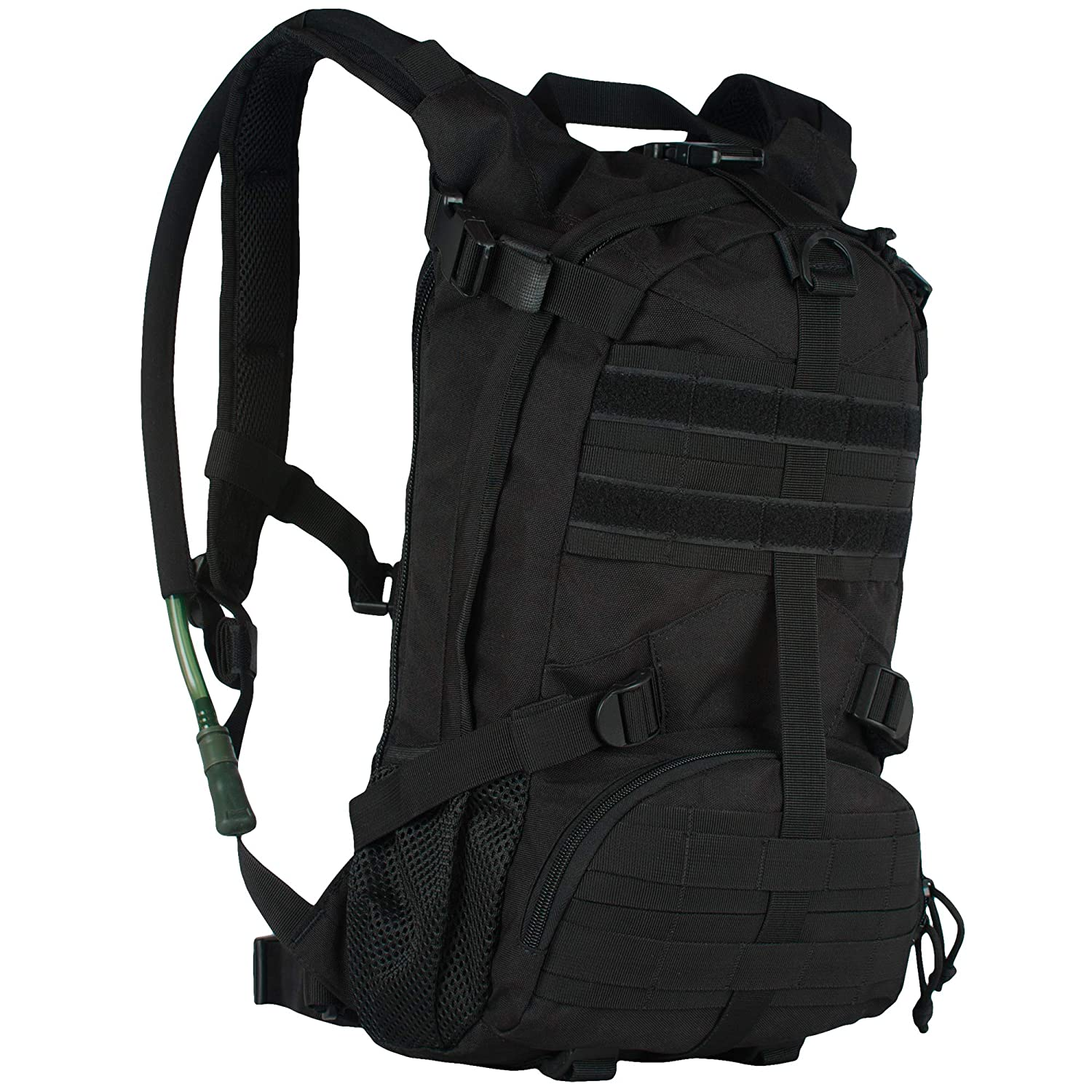 Fox Outdoor Products Elite Excursionary Hydration Pack  ブラック B00ANP4AIK