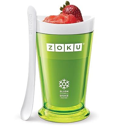 Zoku - SLUSH & SHAKE MAKER GREEN per Granita e MilkShake