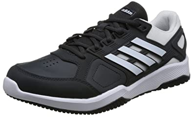 online store 20b5a 7a5bb adidas Herren Duramo 8 Trainer Gymnastikschuhe Grau (Carbon S18Ftwr  WhiteCore Black