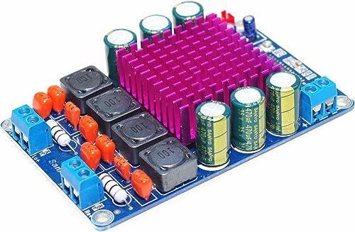 SMAKN TK2050 2x50w Dual track stereo D Tdigital power amplifier HIFI board module