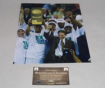 a28269dad65b Tom Izzo (MICHIGAN) autograph 8x10 COA Memorabilia Lane   Promotions ...