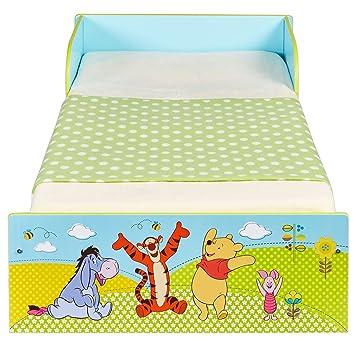 Winnie the Pooh Kinderbett + Matratze Schaumstoff: Amazon.de: Küche ...