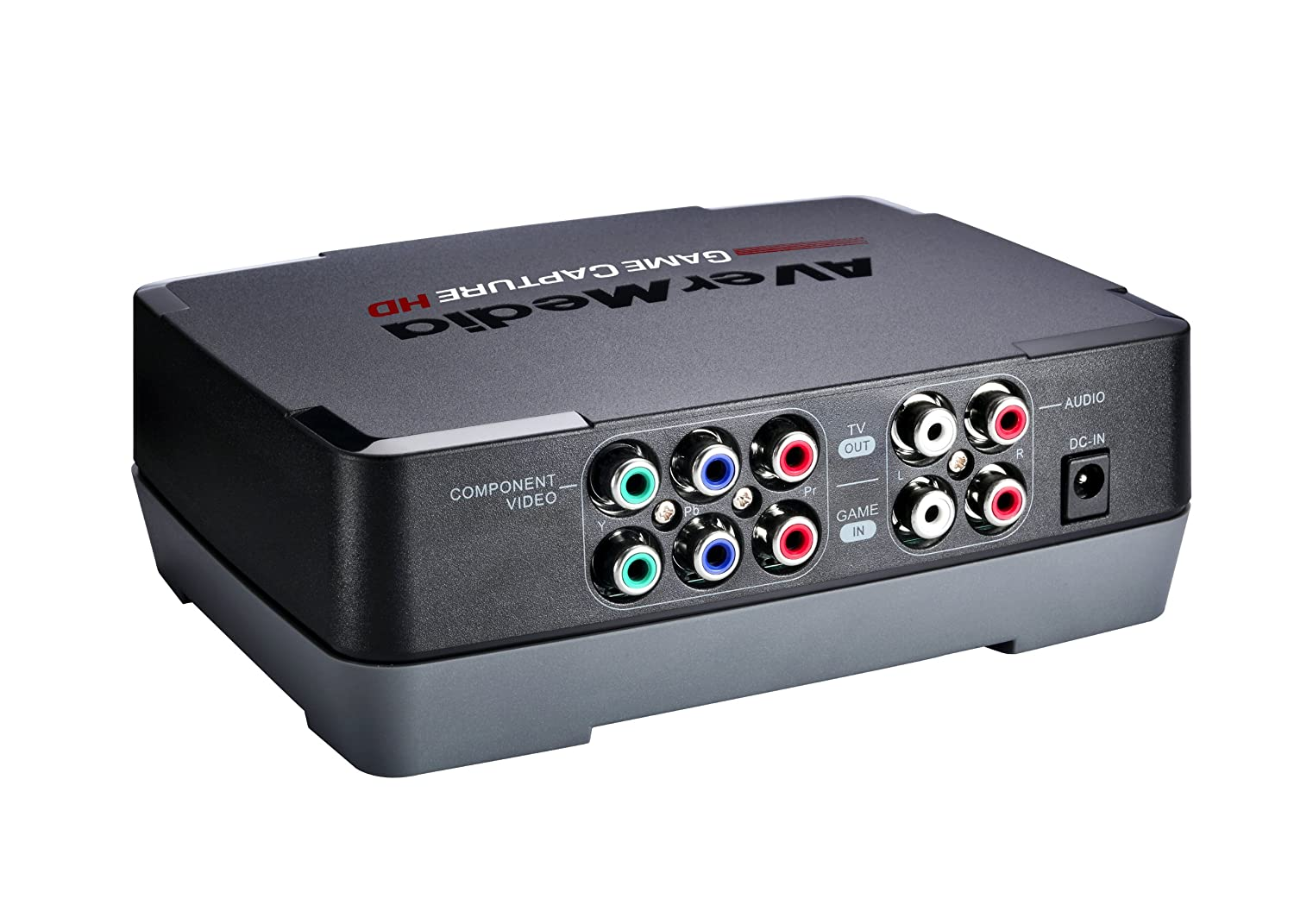 AVERMEDIA C281 Game Capture HD Record Xbox 360 and PS3 in Real Time with up to 1080p resolution