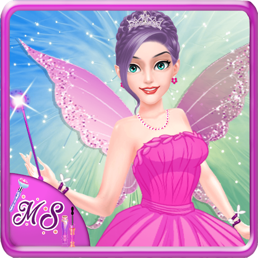 Fairy Princess makeup - Fairies Fashion Dressup