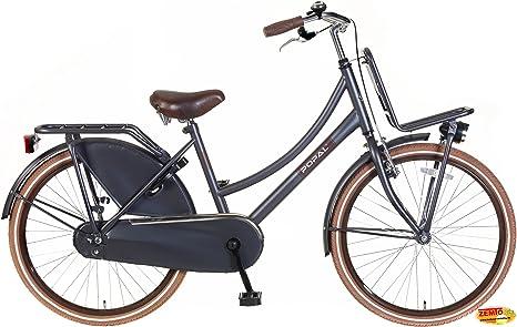 Bicicleta holandesa para mujer 24 pulgadas Urban Select Petrol de ...