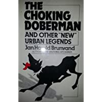 Chocking Doberman