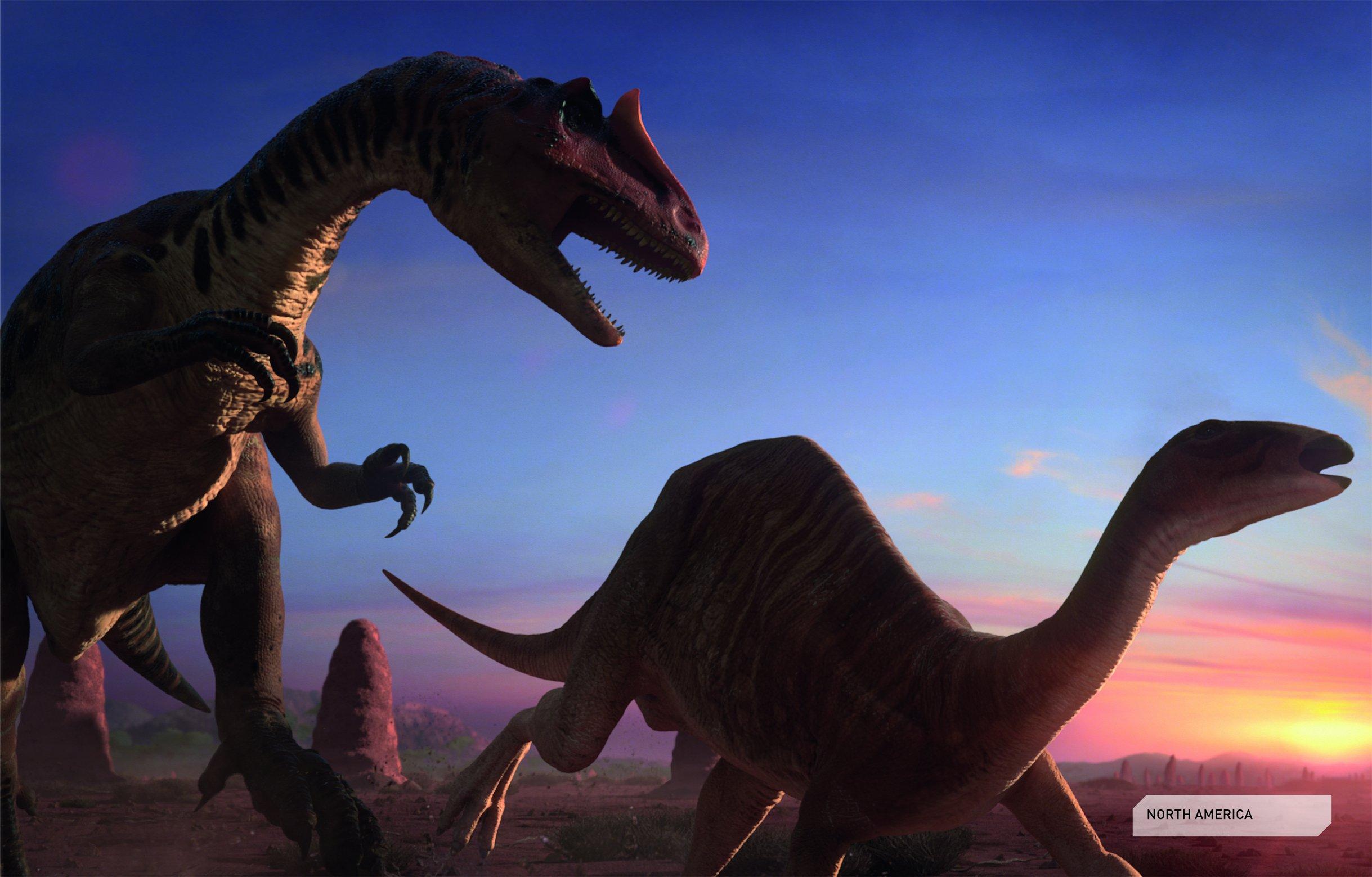 Amazon | Planet Dinosaur (Natu...