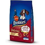 Brekkies Pienso para Perros Delicious con Buey - 7500 gr