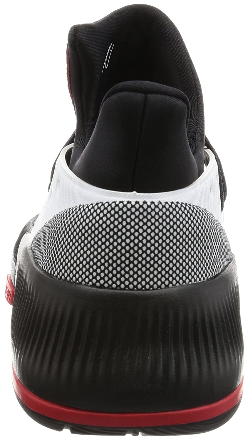best authentic e1d99 e6d2e Adidas D Lillard 3, Scarpe da Basket Uomo, Nero (NegbasNegutiFtwbla), 49  EU Amazon.it Scarpe e borse