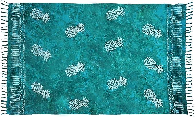 175x115cm e 225x115cm XXL oversize telo mare sarong con fibbia MANUMAR pareo mare donna opaco Abito estivo Hippie sauna hamam lunghi bikini copricostume da spiaggia telo estivo 155x115cm