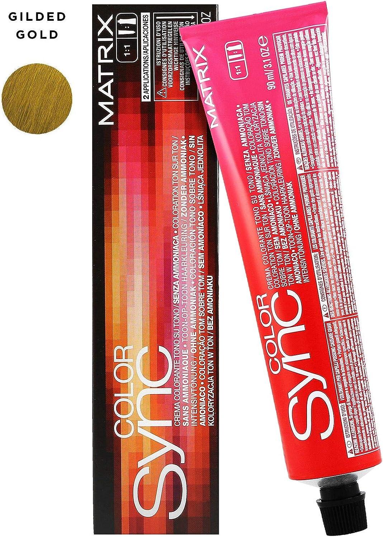 Matrix Color Sync Coloración Permanente En Crema Para El Cabello - 90 ml