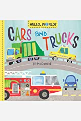 Hello, World! Cars and Trucks Kindle Edition