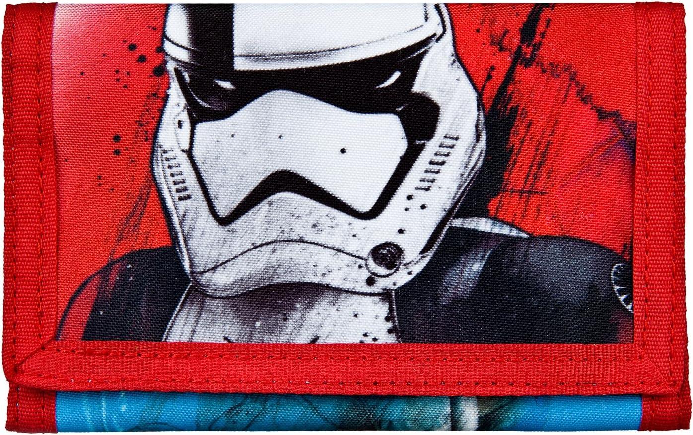 Undercover SWNH7010 Porte-monnaie Disney Star Wars Episode 8