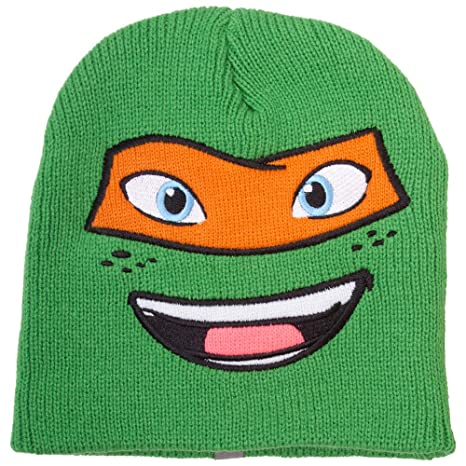 Amazon.com: Teenage Mutant Ninja Turtles - Gorro para ...