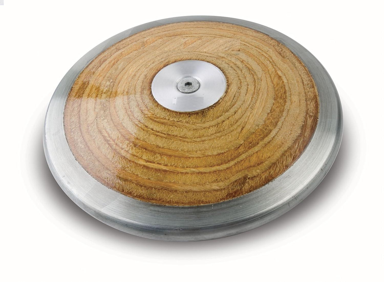 Competition Economy 1.6 Kilo Wood Discus   B01MSNL9YE