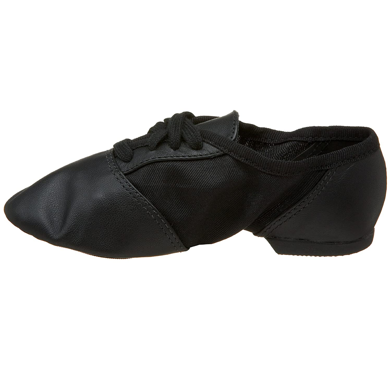 Capezio Little Kid//Big Kid CG02 Split Sole Jazz Shoe CG02C