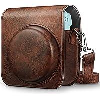 Fintie - Funda protectora para cámara instantánea Fujifilm Instax Mini 11 – Funda de piel vegana premium con correa…