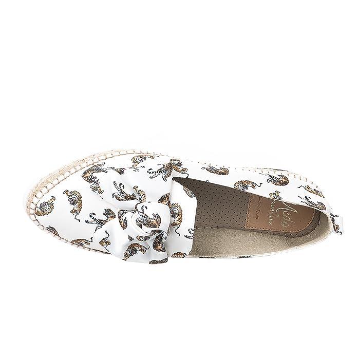 AEDO Alpargata Mujer, Beige (Beige), 39: Amazon.es: Zapatos y complementos