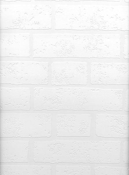 Merveilleux Brewster Belden Brick Texture Paintable Wallpaper Paintable